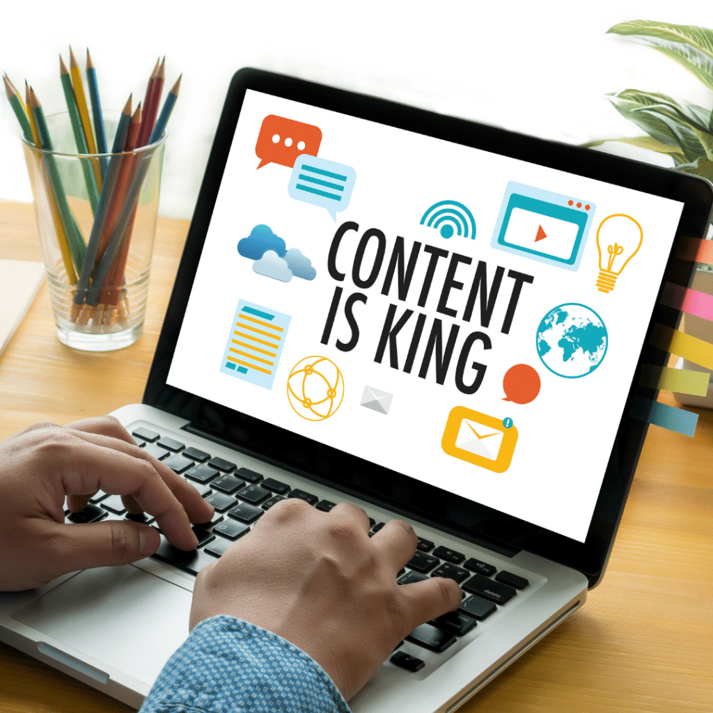 alchemy marketing law firm seo content is king